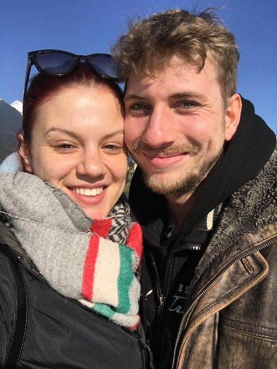 Laura und Tom im Liebesglück.