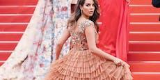 """Cinderella-Moment"" für Austro-Topmodel Nadine Mirada"