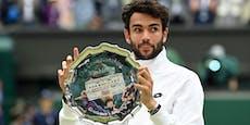 Wimbledon-Finalist Berrettini muss für Olympia absagen