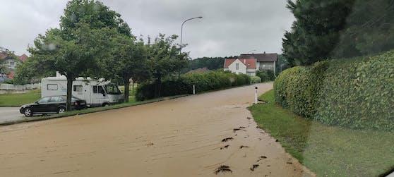 In Säusenstein spitzt sich die Lage zu.