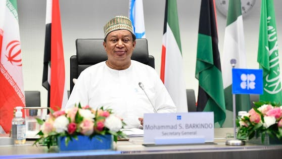 M. Barkindo, Generalsekretär OPEC