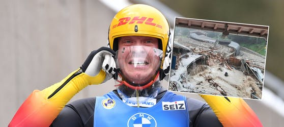 Deutschlands Rodel-Ass Felix Loch geschockt