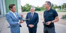 Wiener Netze proben den Einsatz smarter Drohnen