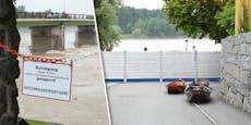 """Hochwasserexperte: """"Sind mit blauem Auge davongekommen"""""""