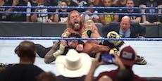 Money in the Bank: Geniale WWE-Show bei Fan-Comeback