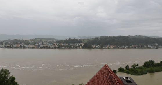 Webcam Aschach-Donau