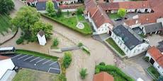Mehrere Orte in NÖ zum Katastrophengebiet erklärt