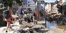 Idyllischer Touristenort ist nun eine Trümmerwüste