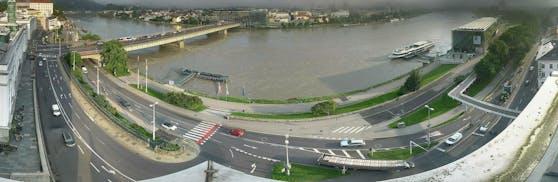 Webcam Linz-Donau