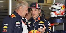 Red-Bull-Boss verrät, wie es Verstappen jetzt geht