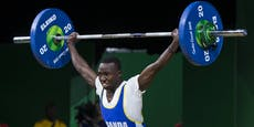 Ugandischer Olympia-Gewichtheber in Japan untergetaucht