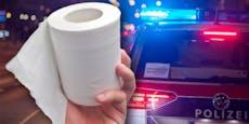 Kokain mit Klopapier gestreckt – Kundin ruft Polizei