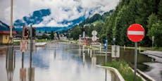 Nach Unwetter sitzen Tausende Salzburger in Tal fest