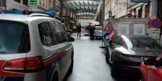 """""""Spritztour"""" endete mit drei Festnahmen in Wiener City"""