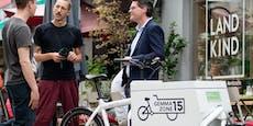 Stadt Wien stockt Förderung für E-Lastenräder auf