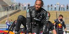 Warum wurde Lewis Hamilton nicht härter bestraft?
