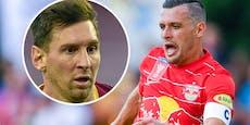 Salzburg fixiert Test-Kracher gegen FC Barcelona