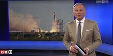 ZiB-Star Wolf überrascht TV-Publikum mit dieser Ansage