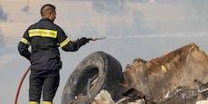 Feuerwehrmänner verweigerten Impfung – strafversetzt