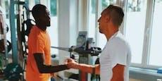 """Alaba trainiert mit """"Bruder"""" Ribery für Real-Auftakt"""
