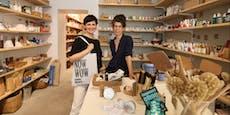 Urlaub vom Plastik: Wiens Drogerie mit Wow-Effekt