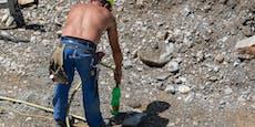 Herzinfarkt auf Baustelle: Wiener musste weiterarbeiten