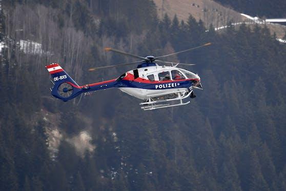 Am 19. Juli gab einen Einsatz der Flugpolizei am Großvenediger in Salzburg.