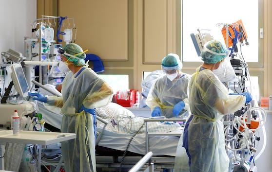 Bis heute gibt es in Europa fast 1,3 Millionen Todesfälle durch das Corona-Virus.