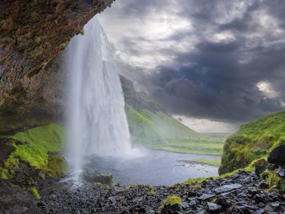 Der Kontinent Icelandia soll sich vonGrönland bis nach Europa erstrecken - und Island nur die Spitze sein.
