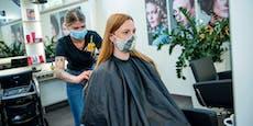 Friseur-Maskenpflicht sorgt in Wien für große Verwirrung