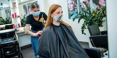 Corona-Infizierter besuchte Friseur – Kunden gesucht