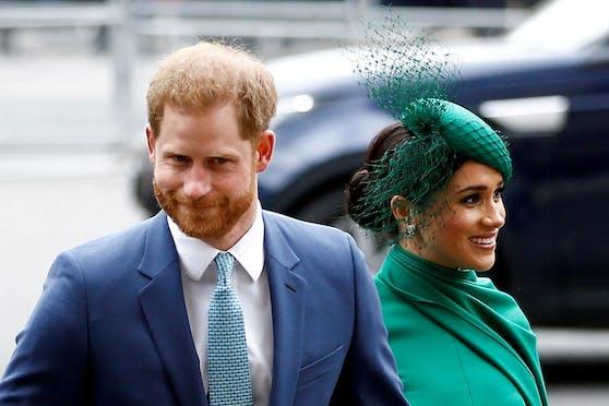 Prinz Harry und seine Meghan