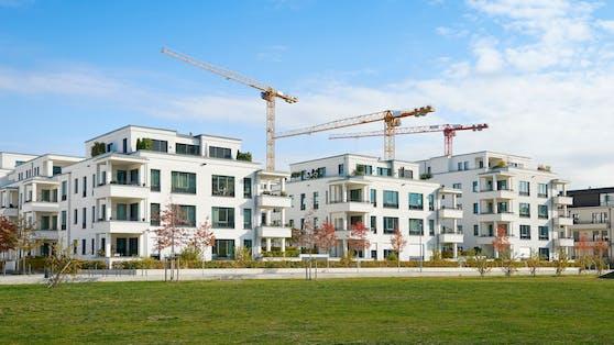 In Wien muss man bis zu sechs Jahresgehälter für eine kleine 45-Quadratmeter-Wohnung hinlegen.