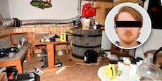 """""""Breaking Bad"""" im Weinviertel – Drogenköche vor Gericht"""
