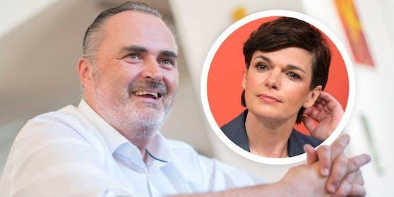 Hans Peter Doskozil beendet den Streit mit Rendi-Wagner