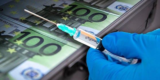 Tiroler NEOS schlagen Impf-Lotterie vor: eine Million Euro soll verlost werden.