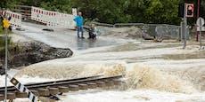 Wetter-Experten sagen neue Unwetter in Österreich voraus