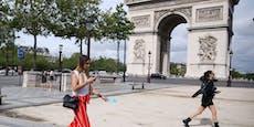 Angst vor 4. Welle: Frankreich schärft noch weiter nach