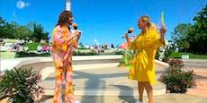 Morddrohungen nach Auftritt im ZDF Fernsehgarten
