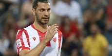 Premierentreffer für Dragovic bei Roter Stern Belgrad