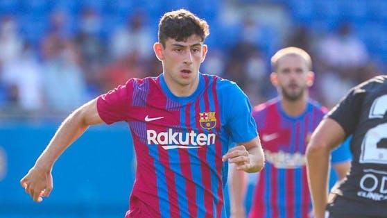 Yusuf Demir im Test gegen Nastic.