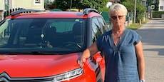 Oma und Opa warteten auf Parkplatz – 700 Euro Strafe