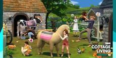 """""""Die Sims 4 Landhaus-Leben"""" im Test: El Pollo Loco"""