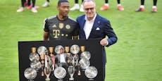 """Zweiter """"Fall Alaba""""? Bayern legen Gehaltsstufen fest"""