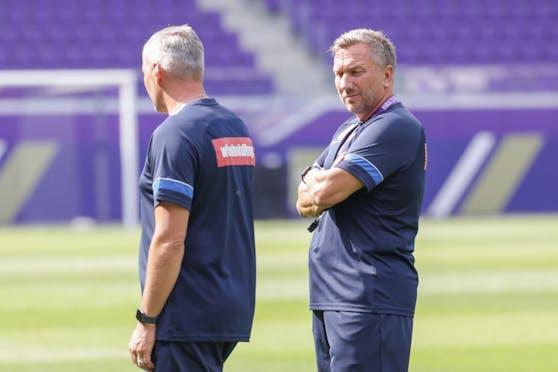 Austria-Coach Manfred Schmid kann es kaum erwarten.