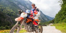 Ski-Star hängt Hirscher bei härtester Enduro-Rallye ab