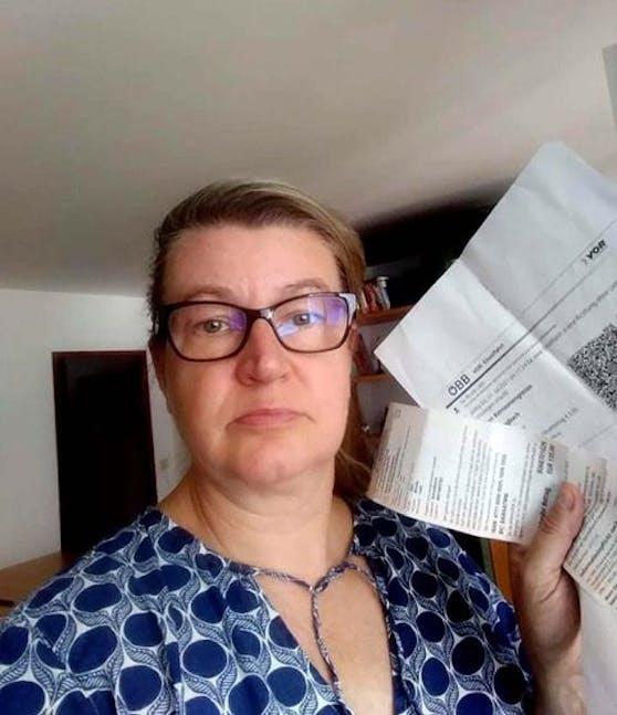 Frau bekam 135 Euro Strafe, weil sie Ticket erst nach Stunden nutzte.