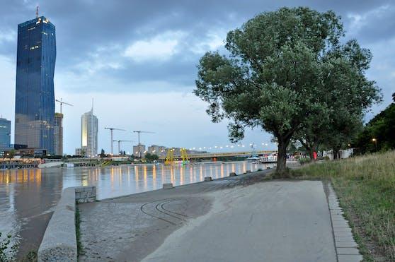 10-jährliches Hochwasser: Wiener Donauinsel sorgt für Hochwasserschutz