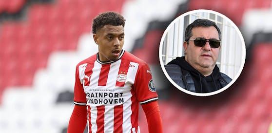 Dortmund will Donyell Malen, verhindert es Mino Raiola?