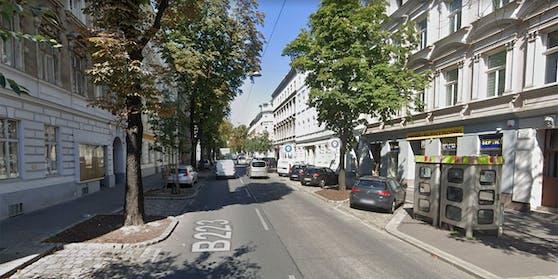 Das Trio ging den Fahndern auf der Koppstraße ins Netz.